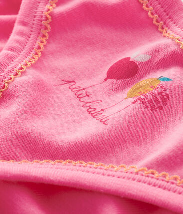 Braguita para niña rosa Gretel