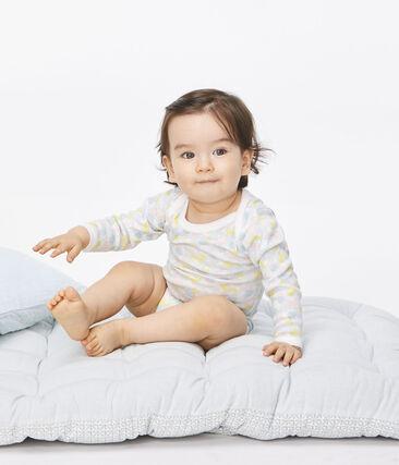 Juego de 5 bodis de manga larga para bebé de niña lote .
