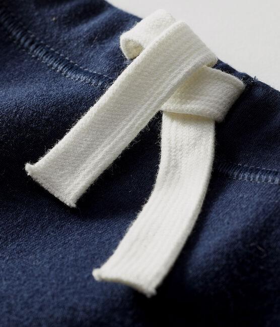 Pantalón corto liso para bebé niño SMOKING