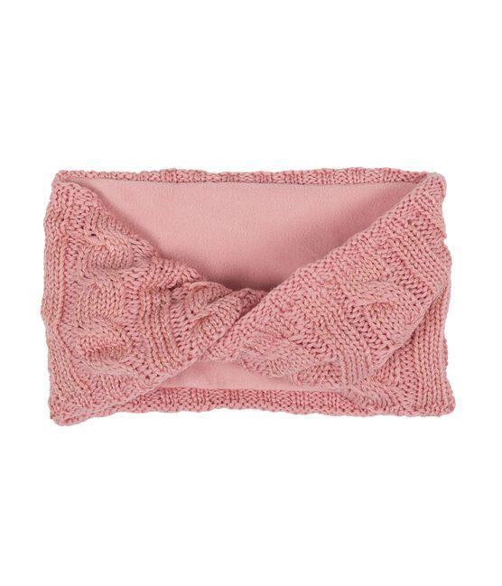 Cuello infantil para niña rosa Charme / amarillo Or