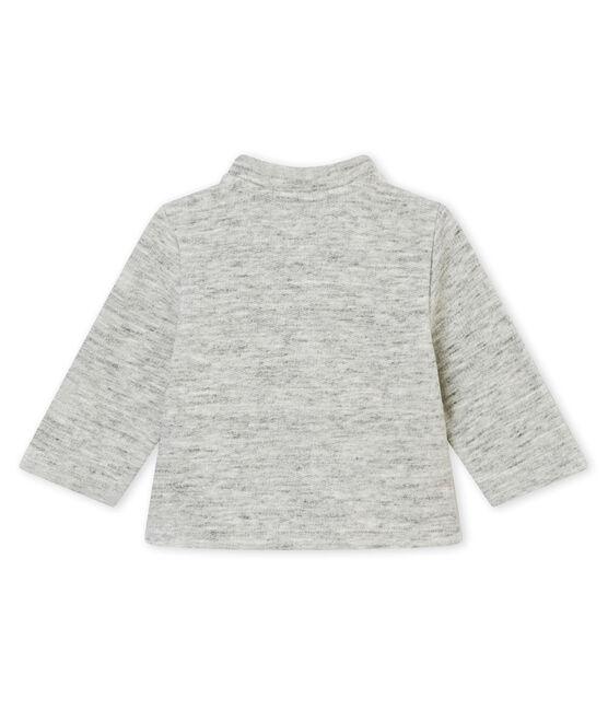 Cárdigan para bebé niña gris Gris