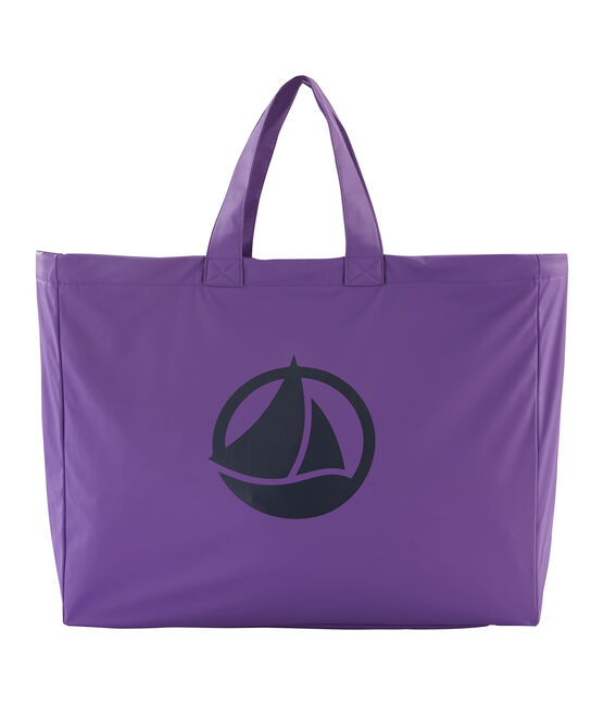 Bolso violeta Real