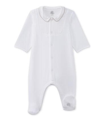 Pijama para bebé en terciopelo