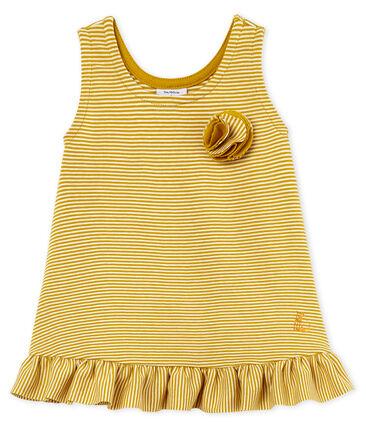 Vestido sin mangas para bebé niña