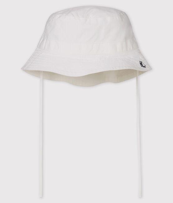 Bob de sarga liso de bebé blanco Marshmallow