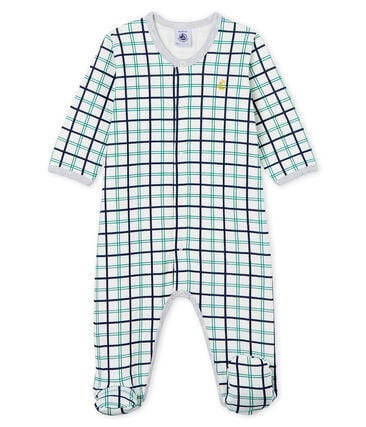 Pijama de túbico para bebé niño