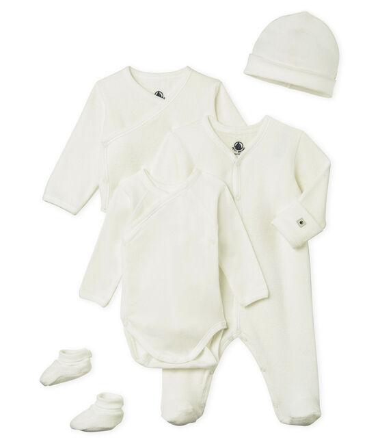 Caja de regalo para recién nacido de toalla de rizo afelpado muy cálida lote .