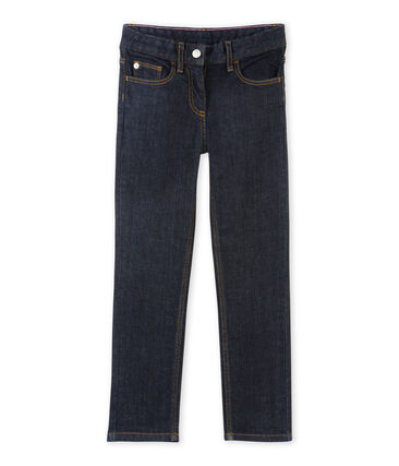 Pantalón en jean para niña