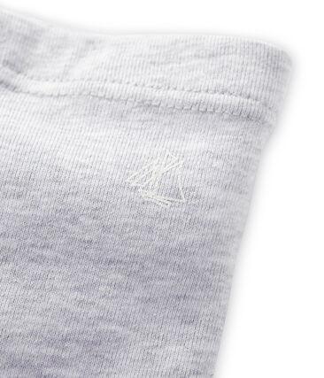 Legging para bebé niña. gris Poussiere Chine