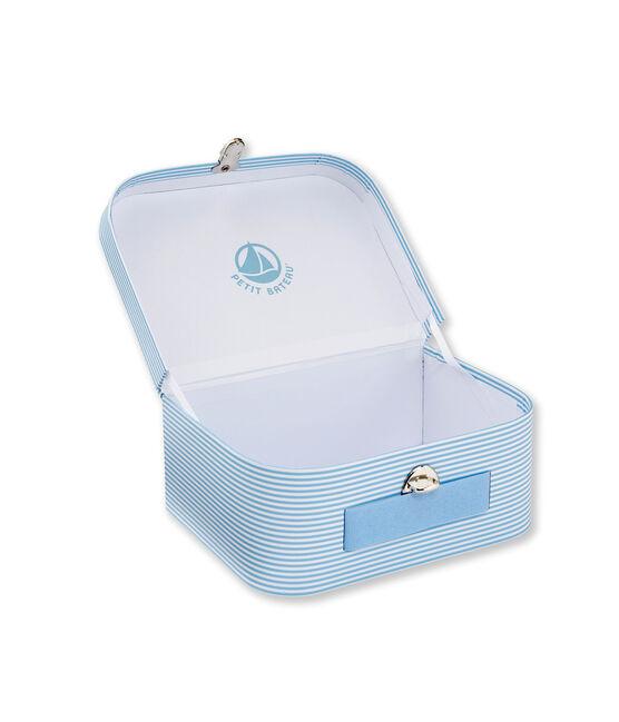 Multi-use milleraies striped case azul Fraicheur / blanco Ecume