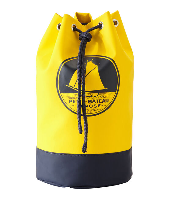 Bolso saco impermeable para mujer amarillo Jaune