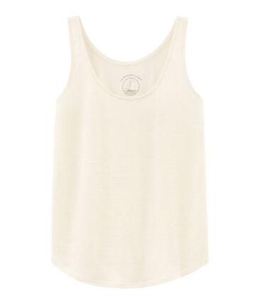 Camiseta de lino para mujer