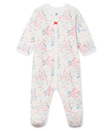 Pijama de túbico para bebé niña