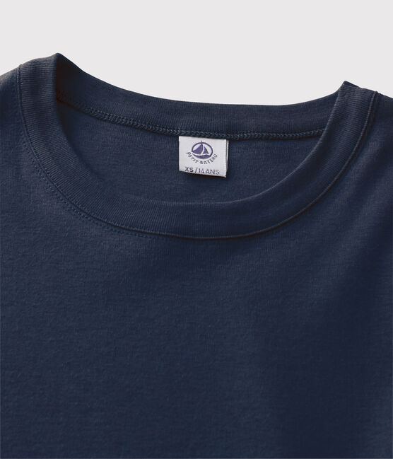 Camiseta icónica con cuello redondo para mujer SMOKING