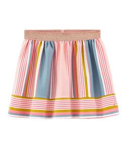 Falda infantil para niña