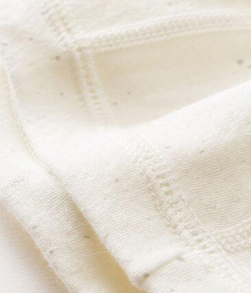 Gorro nacimiento para bebé unisex blanco Marshmallow / blanco Multico