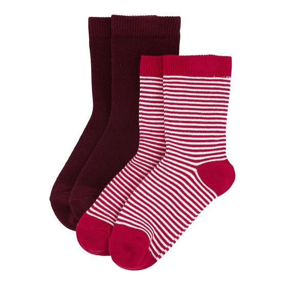 Juego de 2 pares de calcetines lote .