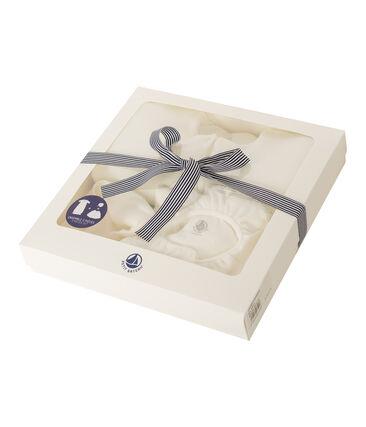 Caja de 3 piezas para bebé de túbico