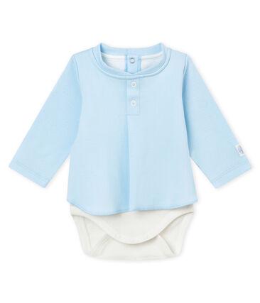 Body camiseta para bebé niño de manga larga