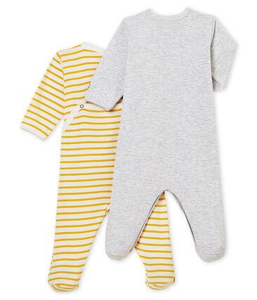 Dúo de peleles para bebé niño