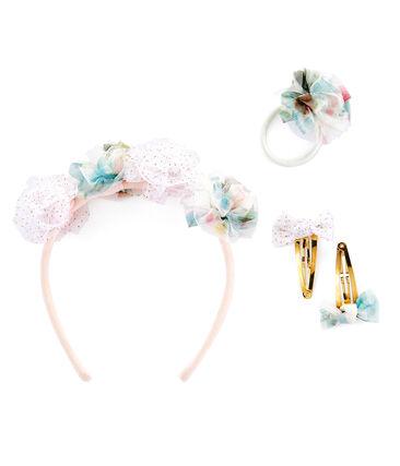 Lote de accesorios infantiles para el cabello femenino