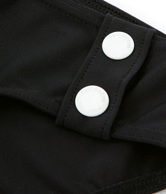 Braguita de traje de baño para mujer negro Noir