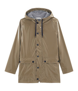 Impermeable para mujer marrón Noisette