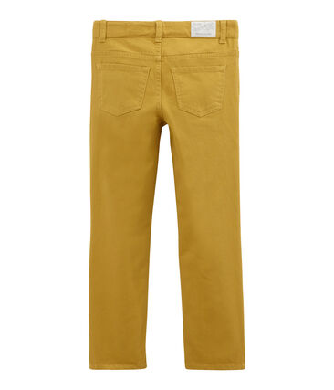 Pantalón denim para niño