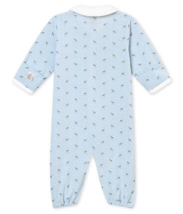 Saco para bebé niño en túbico estampado