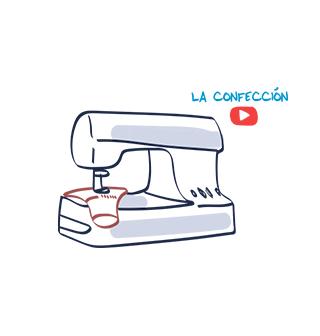 Video Youtube La confección