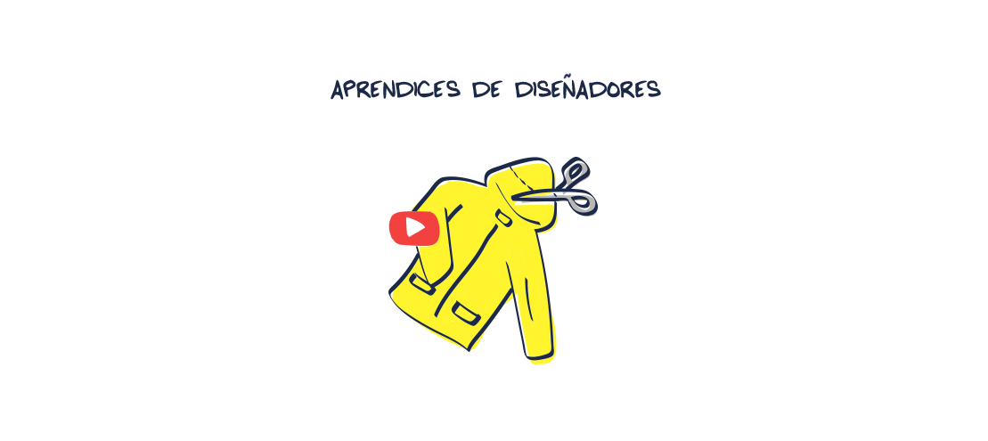Video Segunda Vida Aprendices de diseñadores Petit Bateau
