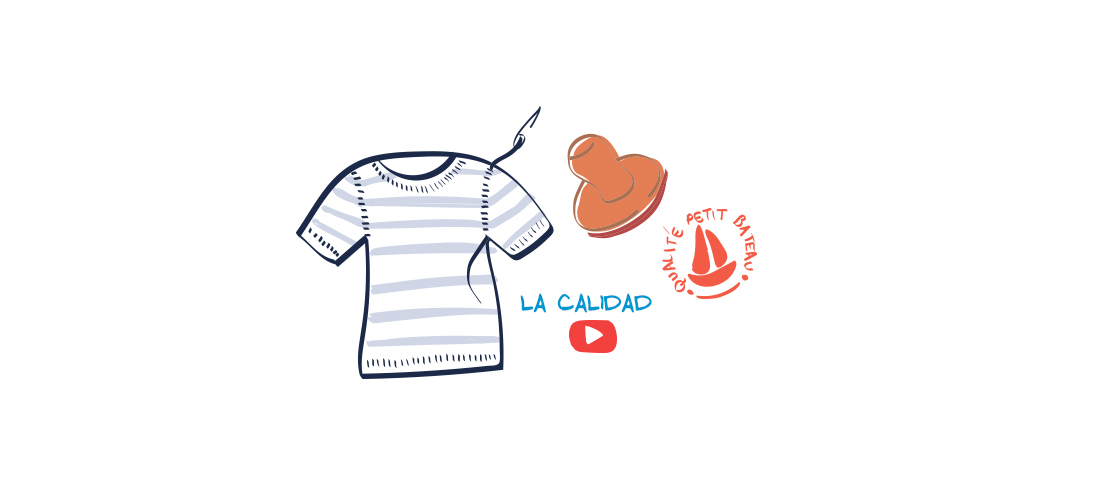 Know How Video La calidad Petit Bateau