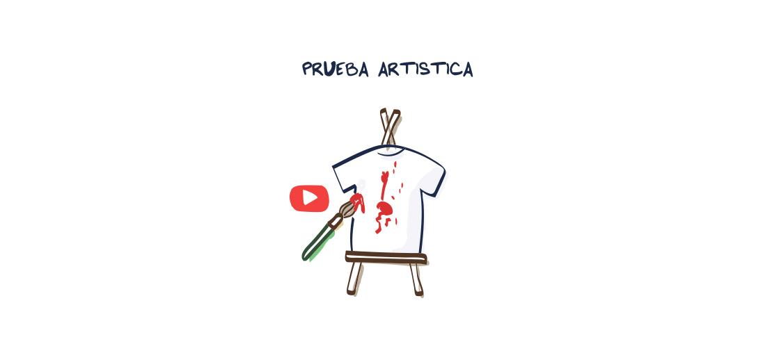 Video Segunda Vida Prueba artistica Petit Bateau