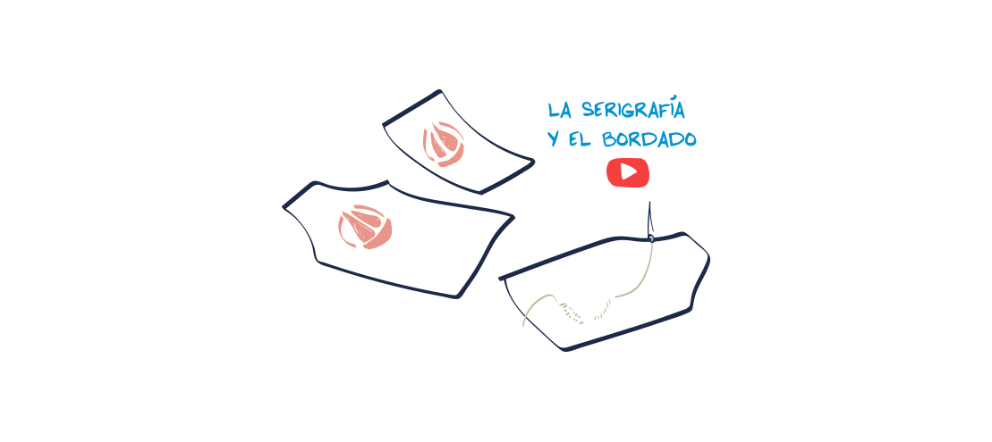 Know How Video La serigrafía y el bordado Petit Bateau