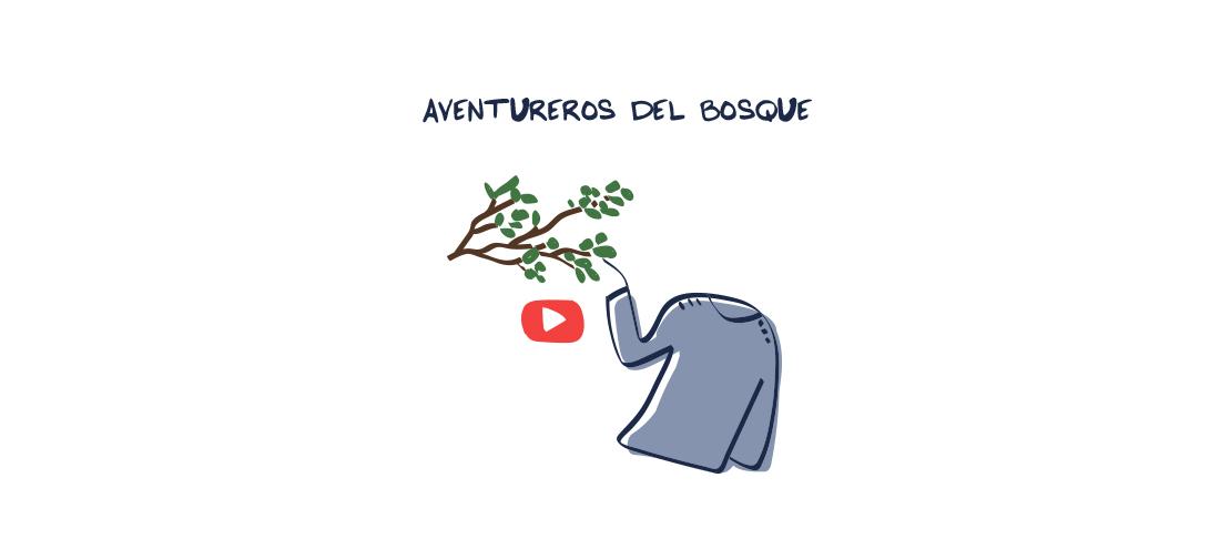 Video Segunda Vida Aventureros del bosque Petit Bateau