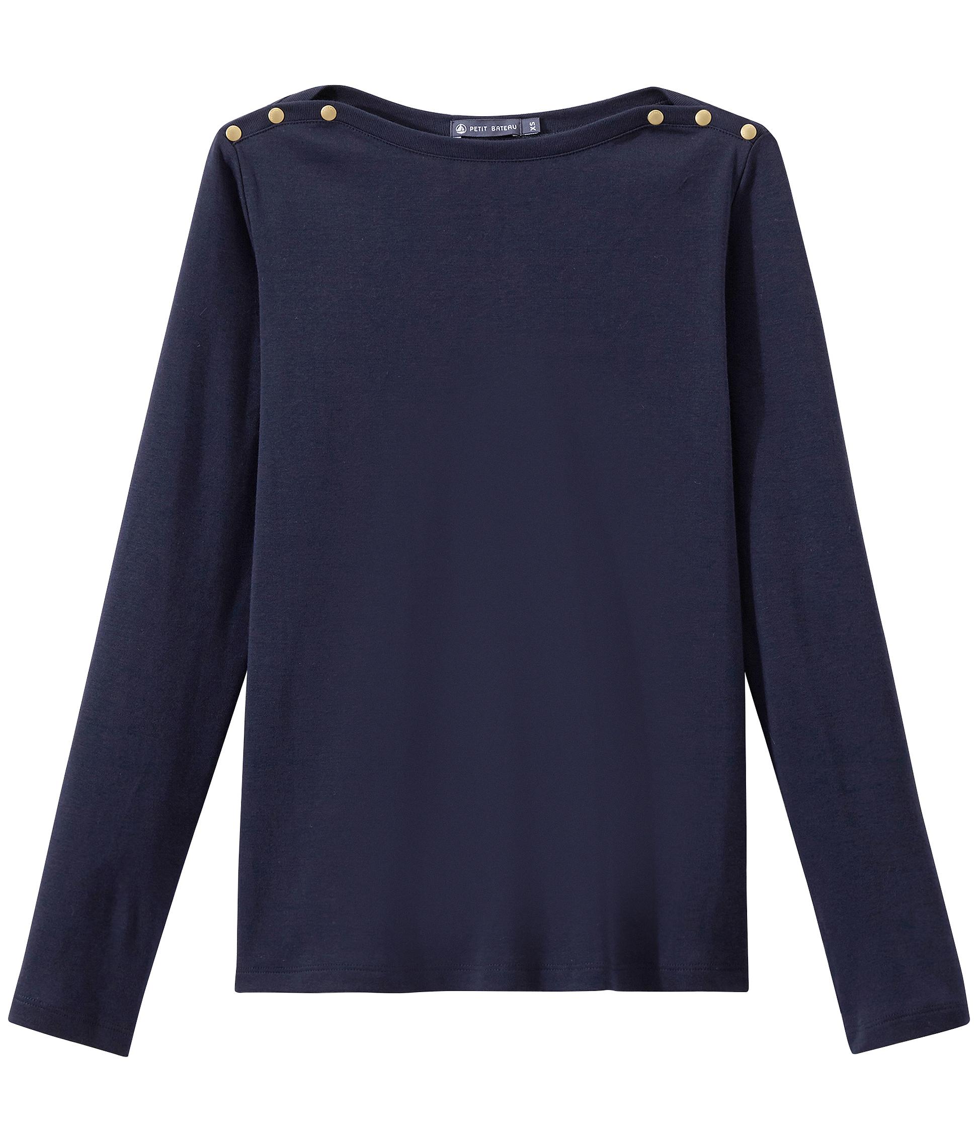 e68f31ca6 Camiseta de manga larga para mujer