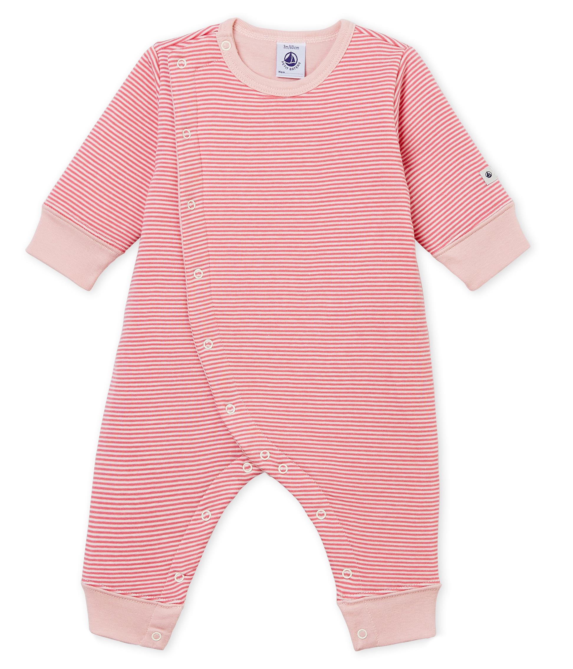 f44aa07a1 Pijama de bebé sin pies en túbico para niño | Petit Bateau